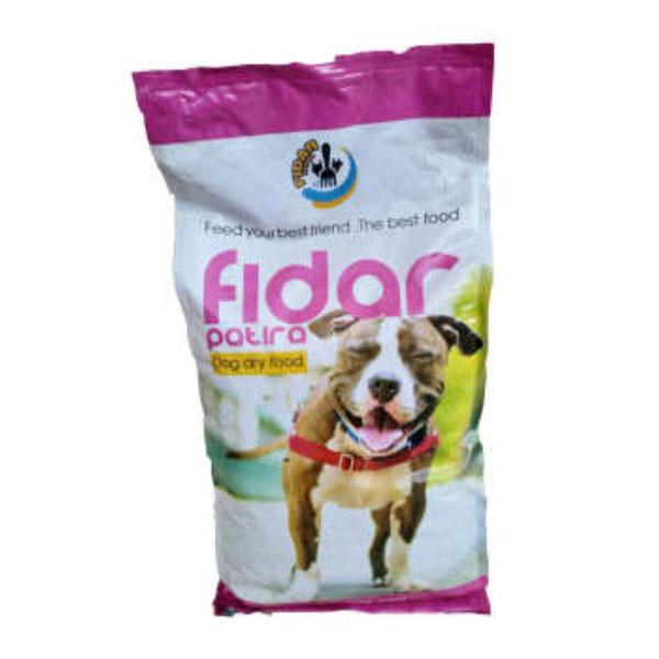 غذای خشک آماده سگ بالغ نژاد کوچک فیدار - Fidar Patira Dog Dry Food