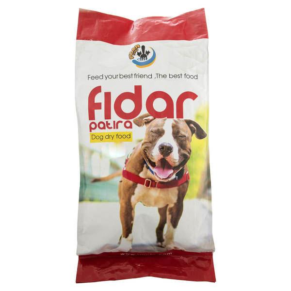 غذای خشک سگ بالغ نژاد بزرگ فیدار - Fidar Patira Maxi Adult