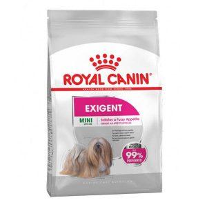 غذای خشک سگ نژاد کوچک بد غذا رویال کنین - Royal Canin Mini Exigent