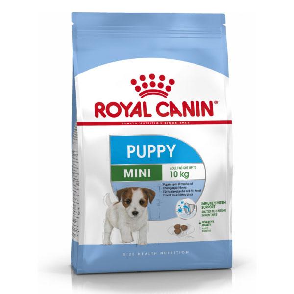 غذای خشک سگ مینی پاپی رویال کنین - Royal canin Mini Puppy