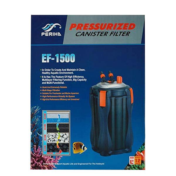 فیلتر سطلی سری EF پریها - Periha Canister Filter
