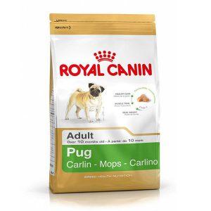 غذای خشک سگ بالغ نژاد پاگ رویال کنین - Royal Canin Pug Adalt Food