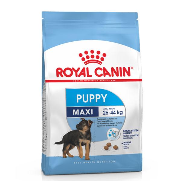 غذای خشک توله سگ نژاد بزرگ رویال کنین - ROYAL CANIN Maxi Puppy