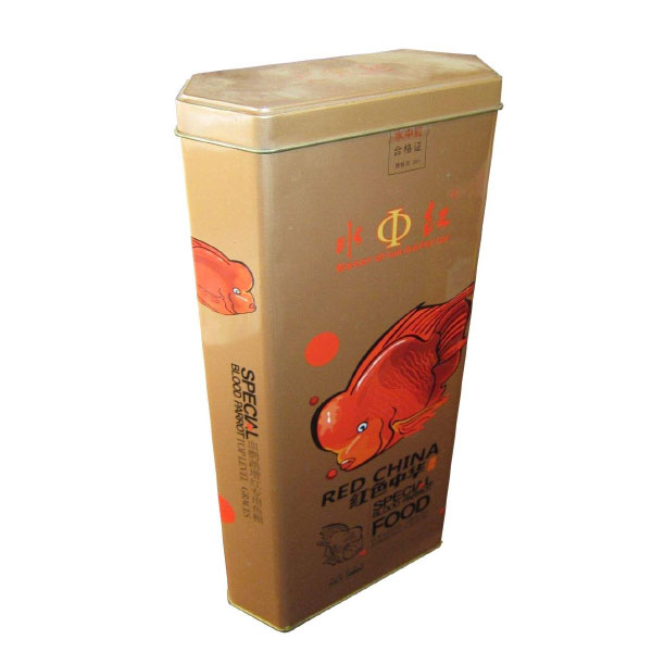 غذای ماهی بلود پروت رد چاینا - Red China Spicial Blood Parrot Food
