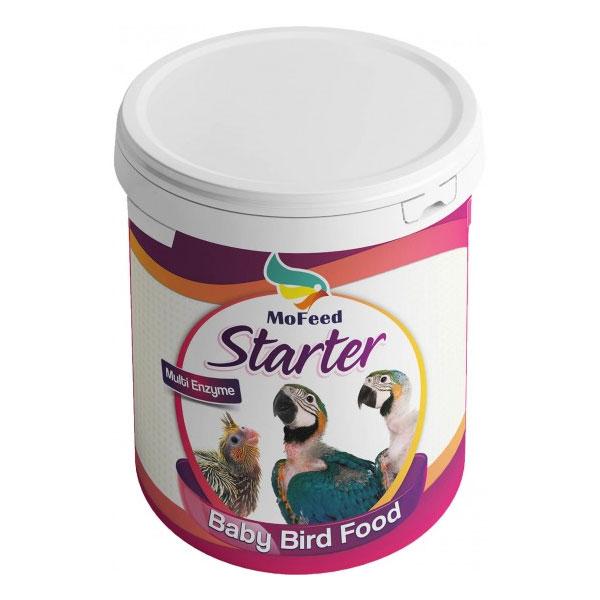 استارتر غذای جوجه پرندگان مفید - Mofeed Starter Multi Enzyme
