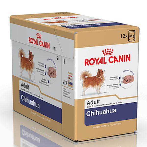 غذای پوچ سگ شی هوا هوا رویال کنین - ROYAL CANIN BHN Chihuahua pouches