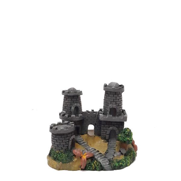 قلعه دکوری پلی استر آکواریوم