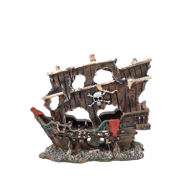 کشتی دزدان دریایی دکوری