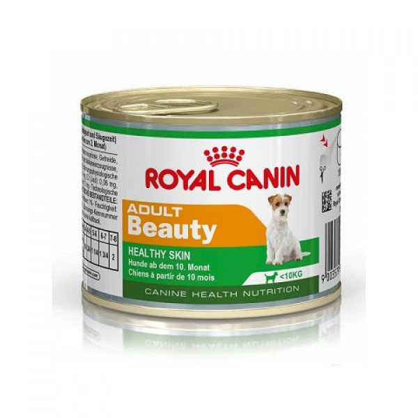 کنسرو سگ ادالت بیوتی رویال کنین - Royal Canin Adult Beauty Healthy Skin