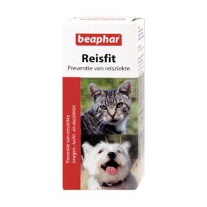 قرص ویژه مسافرت سگ و گربه بیفار - Beaphar Travel Fit