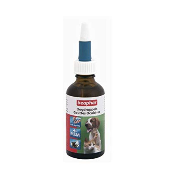 قطره شستشوی چشم سگ و گربه بیفار - Beaphar Eye Cleaner