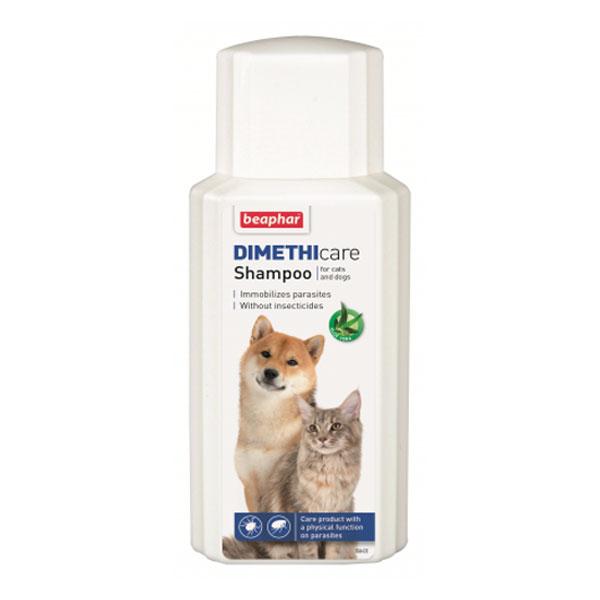 Dimethicare Shampooشامپوی ضد کک سگ بیفار