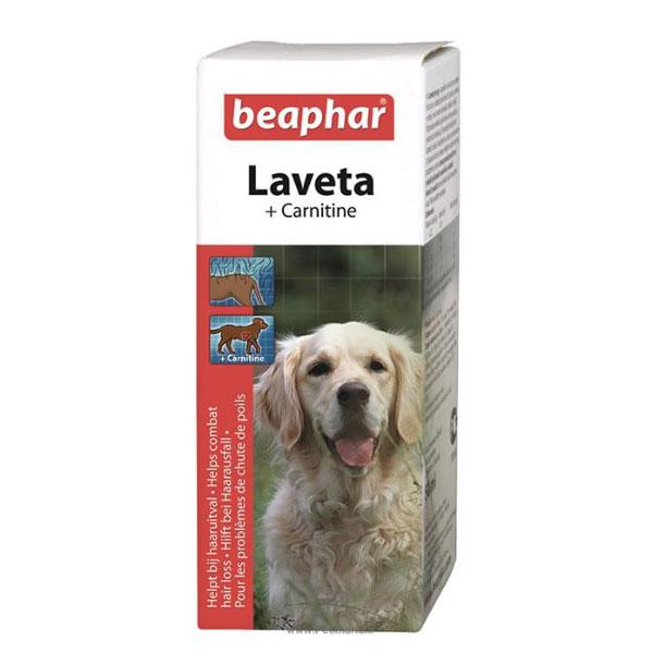 شربت لاوتا کارنیتین ویژه سگ بیفار - Beaphar Laveta Carnitine