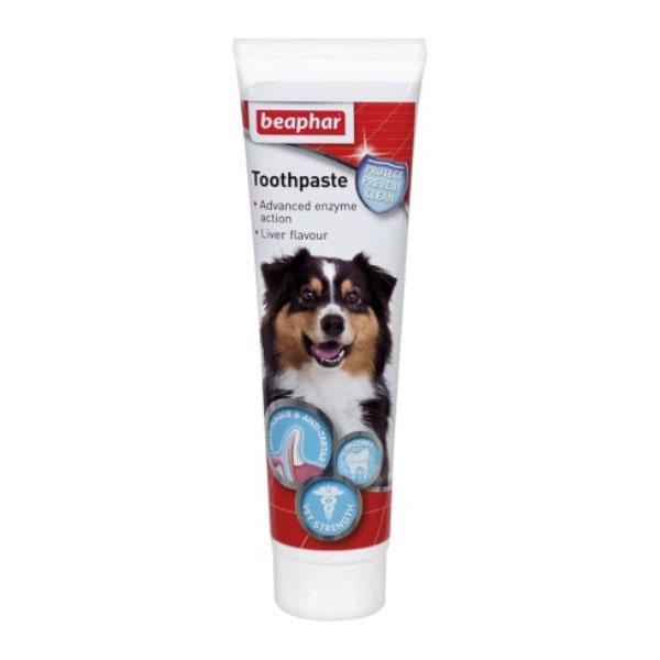 خمیر دندان ویژه سگ بیفار - Beaphar Tooth paste