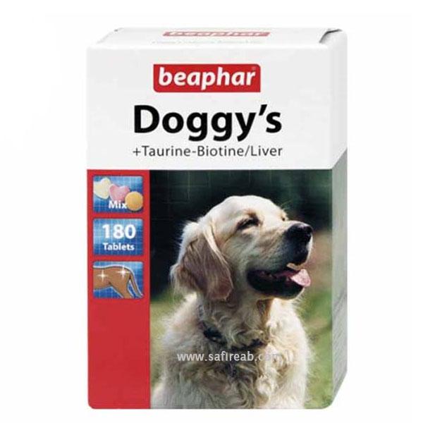 اسنک تشویقی میکس سگ بیفار - Beaphar Doggy's Mix