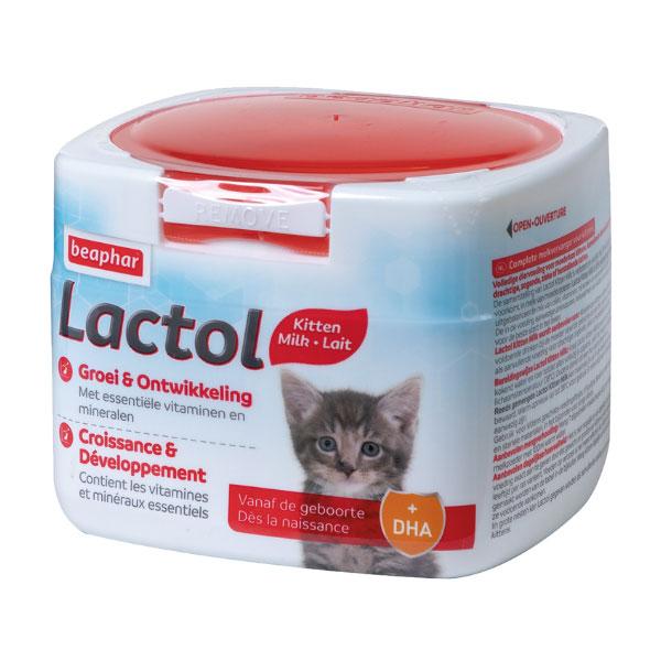شیر خشک ویژه بچه گربه بیفار - Beaphar Lactol Kitten milk