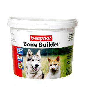 پودر مکمل استخوان سازی سگ و گربه بیفار - Beaphar Bone Builder