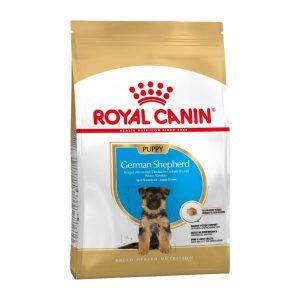 غذای خشک سگ پاپی ژرمن شپرد رویال کنین - ROYAL CANIN German shepherd Puppy