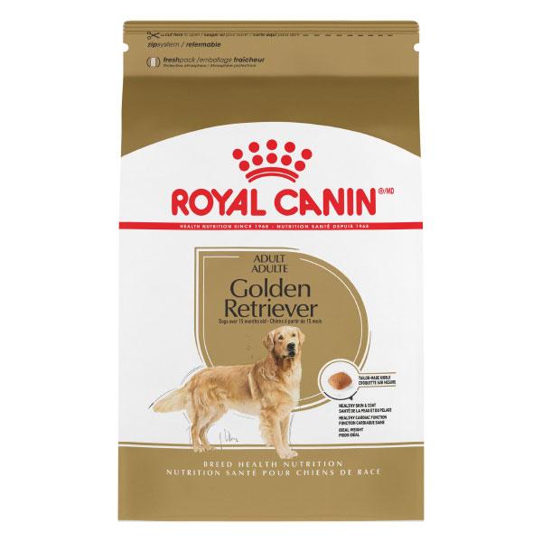 غذای خشک سگ بالغ گلدن رتریور رویال کنین - Royal Canin Golden Rrtriever Adult