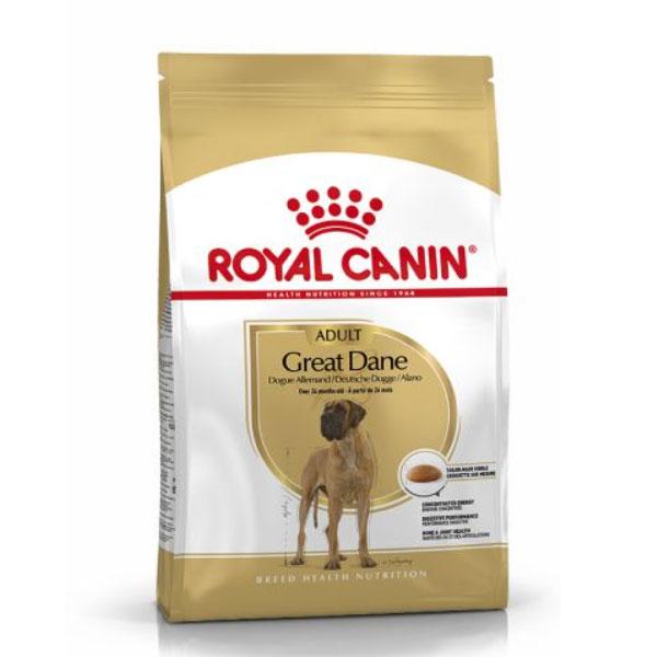 غذای خشک سگ بالغ نژاد گریت دین رویال کنین - Royal Canin Great Dane Adult
