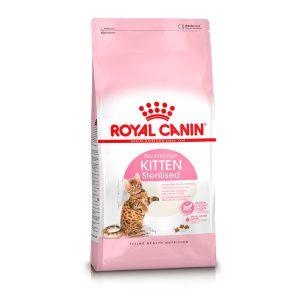 غذای خشک گربه کیتن استرلایزد رویال کنین - Royal Canin Kitten Sterilised