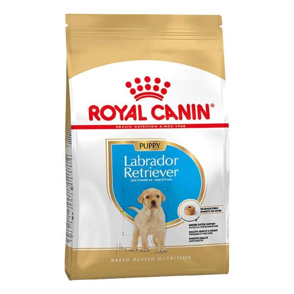 غذای خشک سگ پاپی لابرادور رتریور رویال کنین - Royal Canin Labrador Retriever Puppy