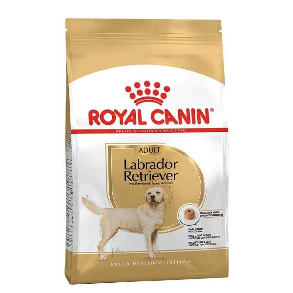 غذای خشک سگ رابرادور رتریور ادالت رویال کنین - Royal Canin Labrador Retriever Adult