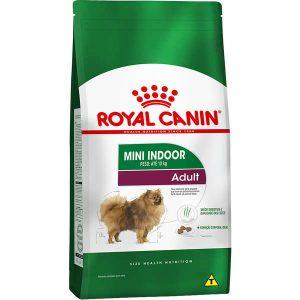 غذای خشک سگ مینی ایندور ادالت رویال کنین - Royal Canin Mini Indoor Adult