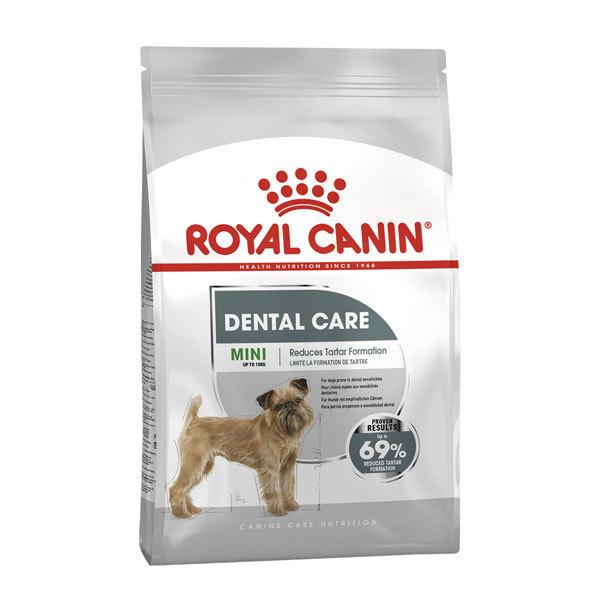 غذای سگ مینی دنتال رویال کنین - Royal Canin Mini Dental Care