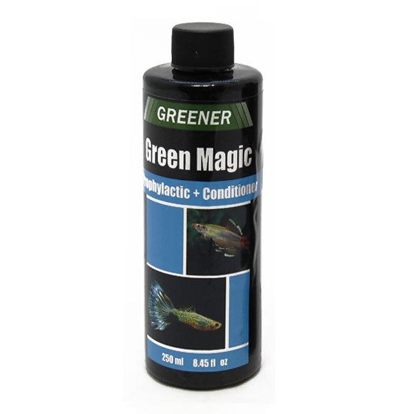 محلول گرین مجیک گرینر - Greener Green Magic