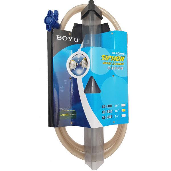 سیفون دستی 18 اینچ بویو Boyu Siphon GC-302