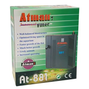 فیلتر داخلی 10 وات آتمن همراه با مدیا Atman Filter AT-881