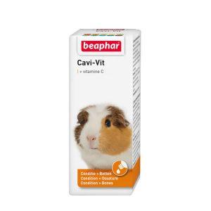 شربت مولتی ویتامین خوکچه هندی بیفار – Beaphar Cavi Vit