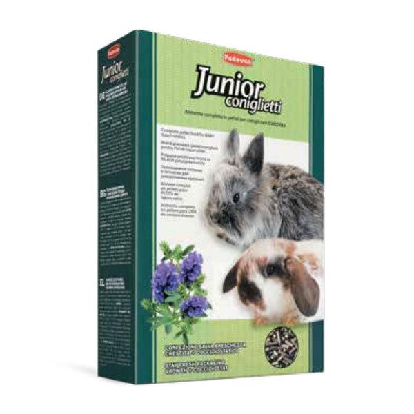 غذای بچه خرگوش پادوان – Padovan Junior Coniglietti