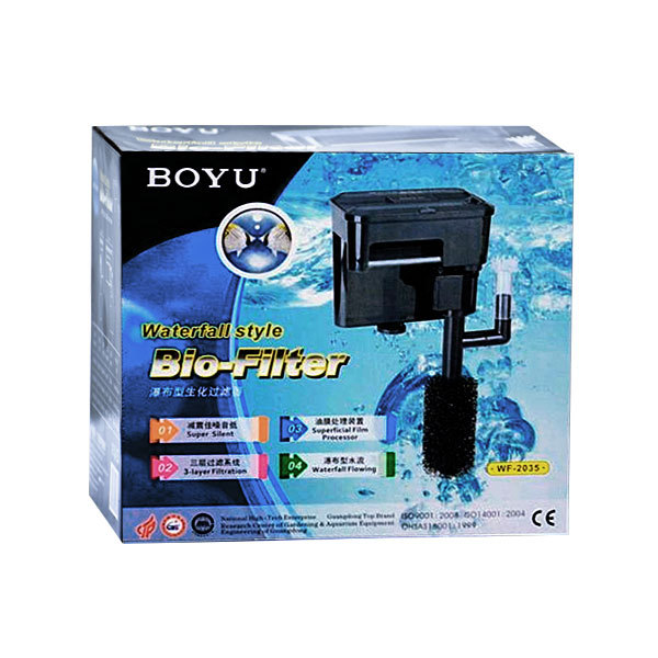 فیلتر تصفیه هنگان 4.5 وات بویو – Boyu Bio Filter WP-2035