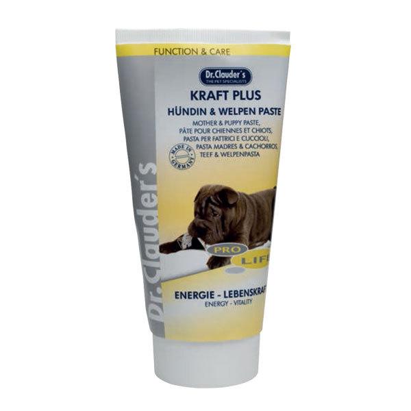 خمیر تقویت کننده مادر و توله سگ دکتر کلودرز - Strength Plus Mother Puppy Paste