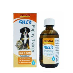 قطره آموزش ادرار و مدفوع جیلز – Gills Puppy Trainer