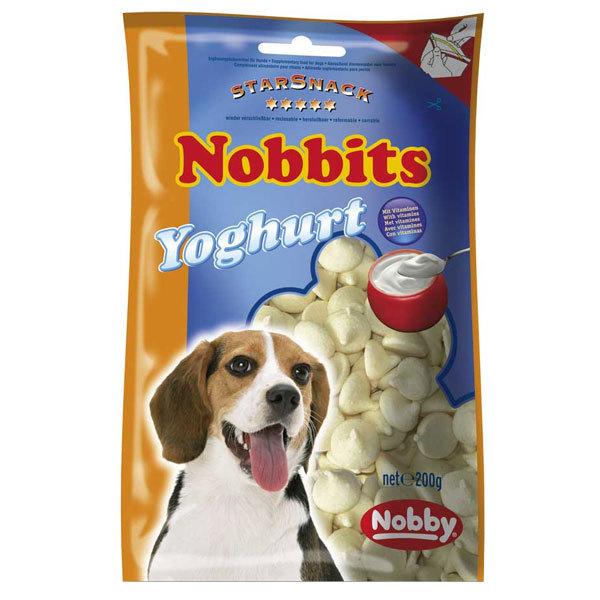 اسنک سگ نوبیتس با طعم ماست نوبی