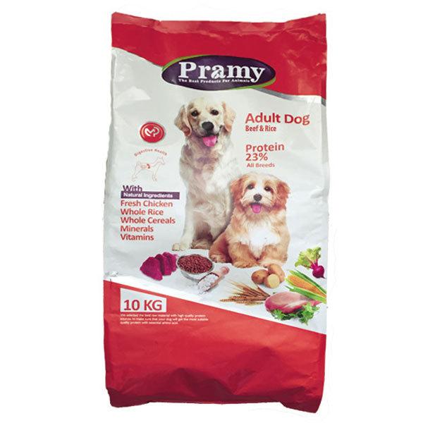 غذای خشک سگ بزرگسال پرامی – Pramy Adult Dog