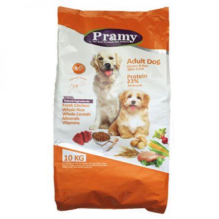 غذای سگ بزرگسال برای سلامت پوست پرامی – Pramy Adult Dog Skin Care