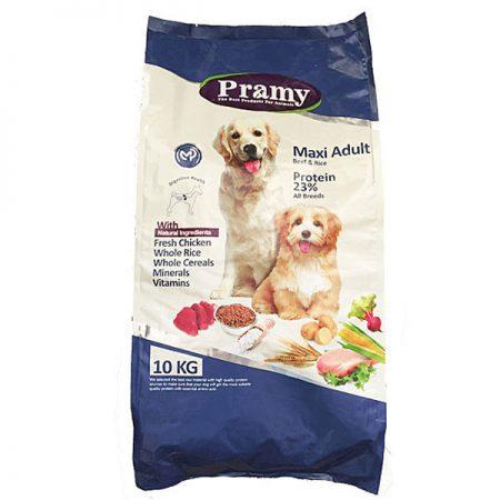 غذای خشک سگ ماکسی ادالت پرامی – Pramy Maxi Adult