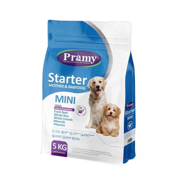 غذای خشک سگ استارتر پرامی – Pramy Starter