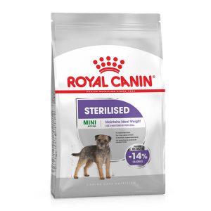 غذای سگ مینی عقیم شده رویال کنین - Royal Canin Mini Sterilised