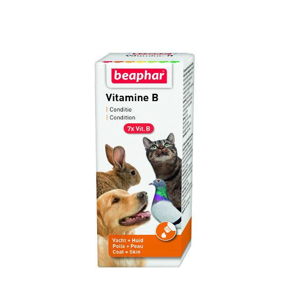 قطره ب کمپلکس ویژه حیوانات خانگی بیفار - Vitamin B Beaphar