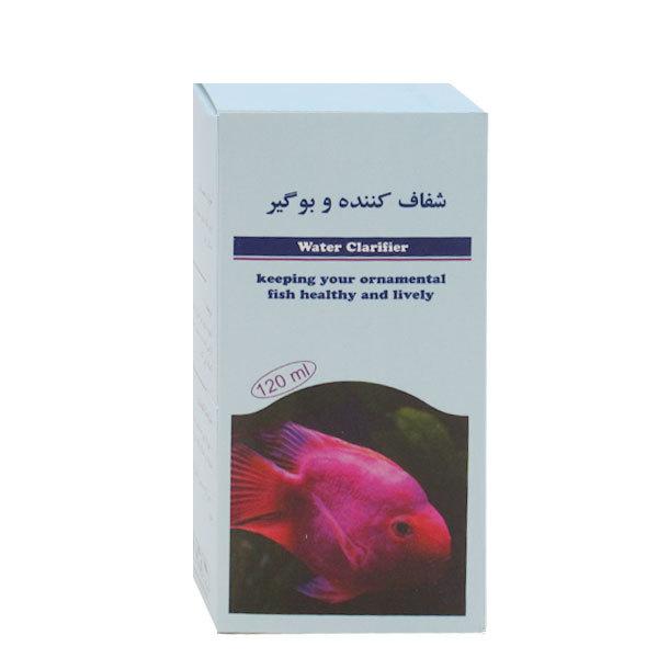 محلول شفاف کننده و بوگیر آب ماهیران – Mahiran Water Clarifier