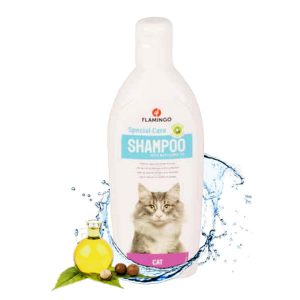 شامپو با عصاره ماکادمیا فلامینگو – Macadamia Oil Shampoo