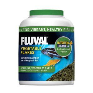 غذای پولکی گیاهی فلووال – Fluval Vegetable Flakes