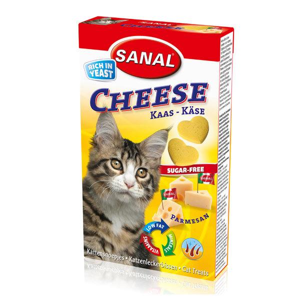 تشویقی با طعم پنیر سانال – Sanal Cheese