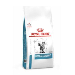 غذای درمانی گربه هایپو آلرجنیک رویال کنین – Royal Canin Hypoallergenic
