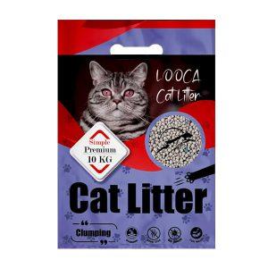 خاک گربه لوکا با رایحه توت فرنگی